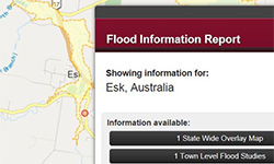 flood information report